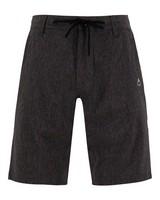 K-Way Men's Explorer Roamer Hybrid Shorts -  charcoal