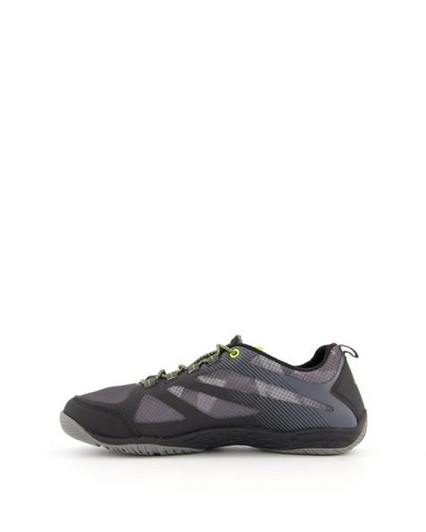 K-Way Rift Shoe Mens -  black-charcoal