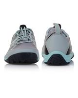 K-Way Rift Shoe Ladies -  lightgrey-aqua
