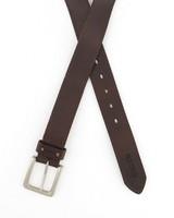 Old Khaki Men's Aryan Leather Belt -  brown