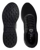 K-Way Griffin Shoe Mens -  black-black