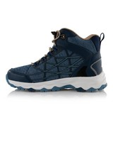 K-Way Kids Condor Boot  -  blue-taupe