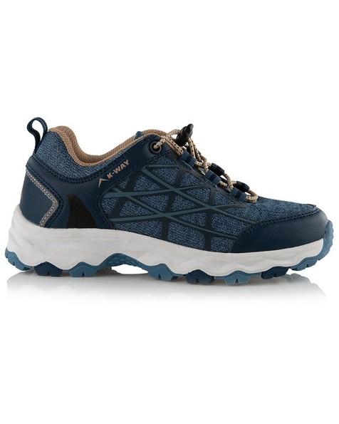 K-Way Kids Condor Shoe -  blue-taupe