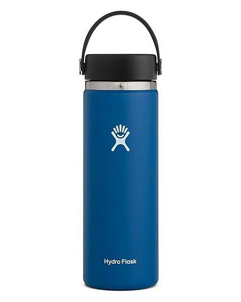 Hydroflask 591ml Wide Mouth -  navy