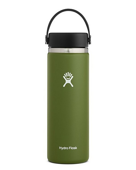 Hydroflask 591ml Wide Mouth -  olive