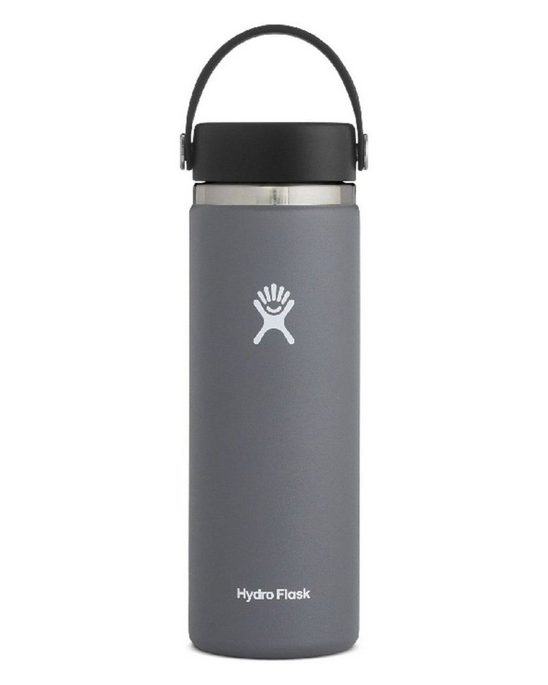 Hydroflask 591ml Wide Mouth -  graphite