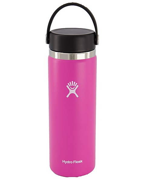 Hydroflask 591ml Wide Mouth -  magenta