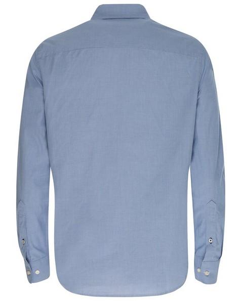 Men's Barry Regular Fit Shirt -  midblue