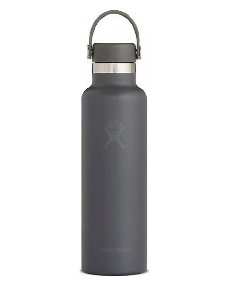 Hydro Flask 621ml Skyline Standard Mouth Flask with Stainless Steel Cap -  graphite