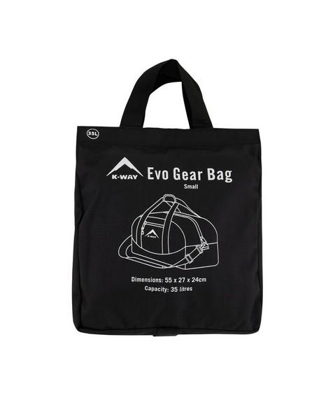 K-Way ECO EVO Small Gearbag -  black-black