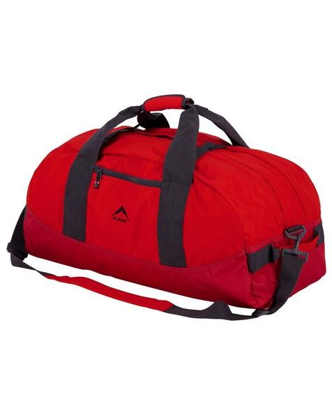 K-Way ECO EVO Small Gearbag -  darkred-red