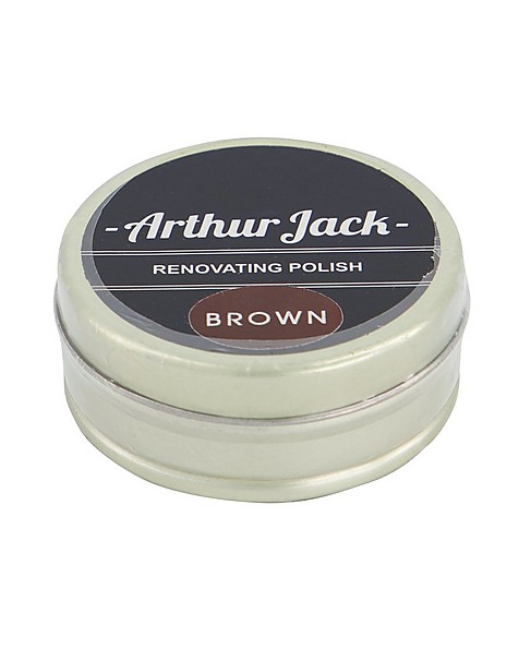 Arthur Jack Renovating Polish -  brown