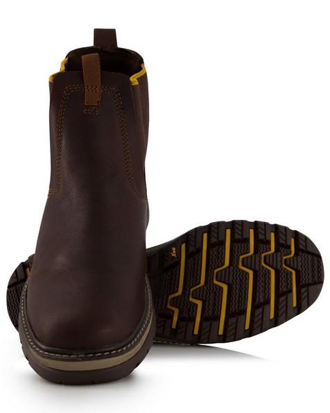 Caterpillar Fairbanks Boot (Mens) -  brown