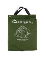 K-Way ECO EVO Medium Gearbag -  darkgreen-lightgreen