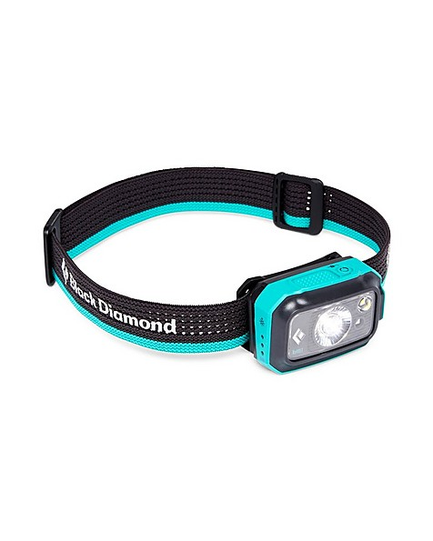 Black Diamond Revolt 350 Rechargeable Headlamp  -  blue