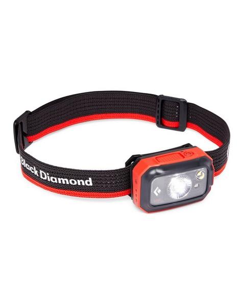 Black Diamond Revolt 350 Rechargeable Headlamp  -  orange