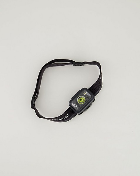 Black Diamond Spot 350 Headlamp  -  grey