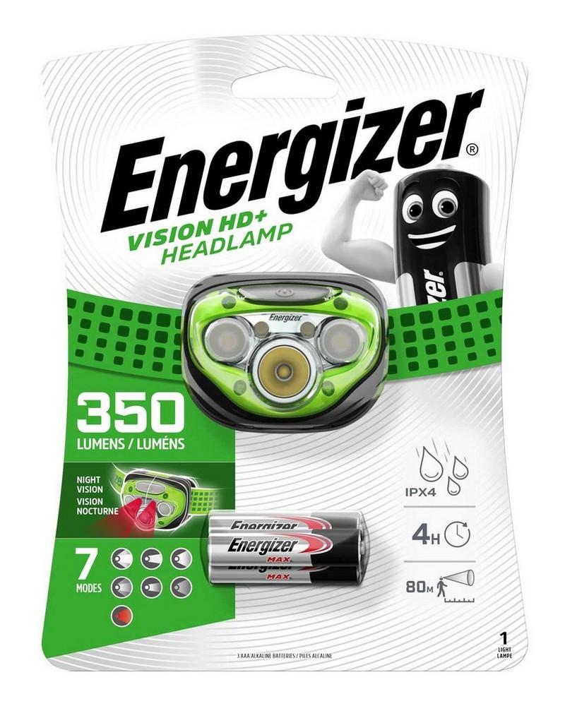 Energizer® Vision 350 Lumen  -  green