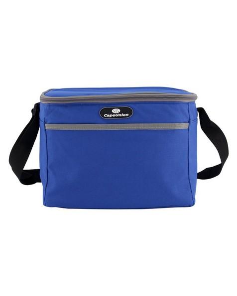 Cape Union 12 Can Soft Cooler -  blue-grey