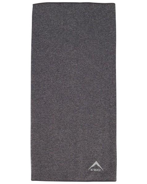 K-Way Adult Multi-Scarf with Antibac -  grey-grey