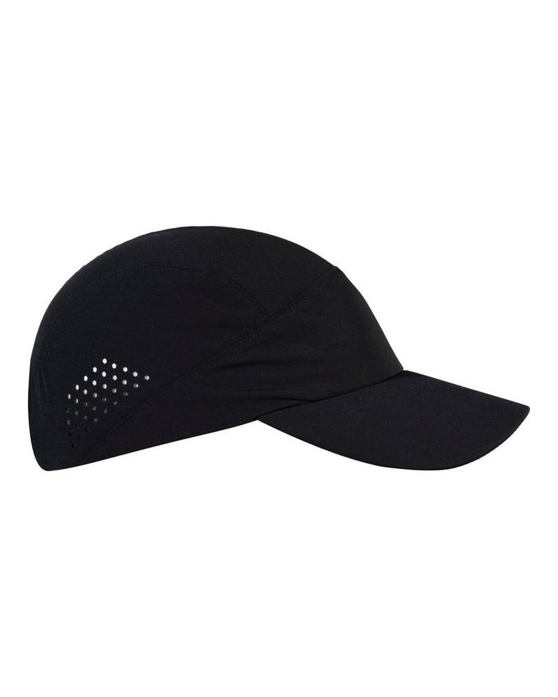 K-Way Tempo Running Cap -  black