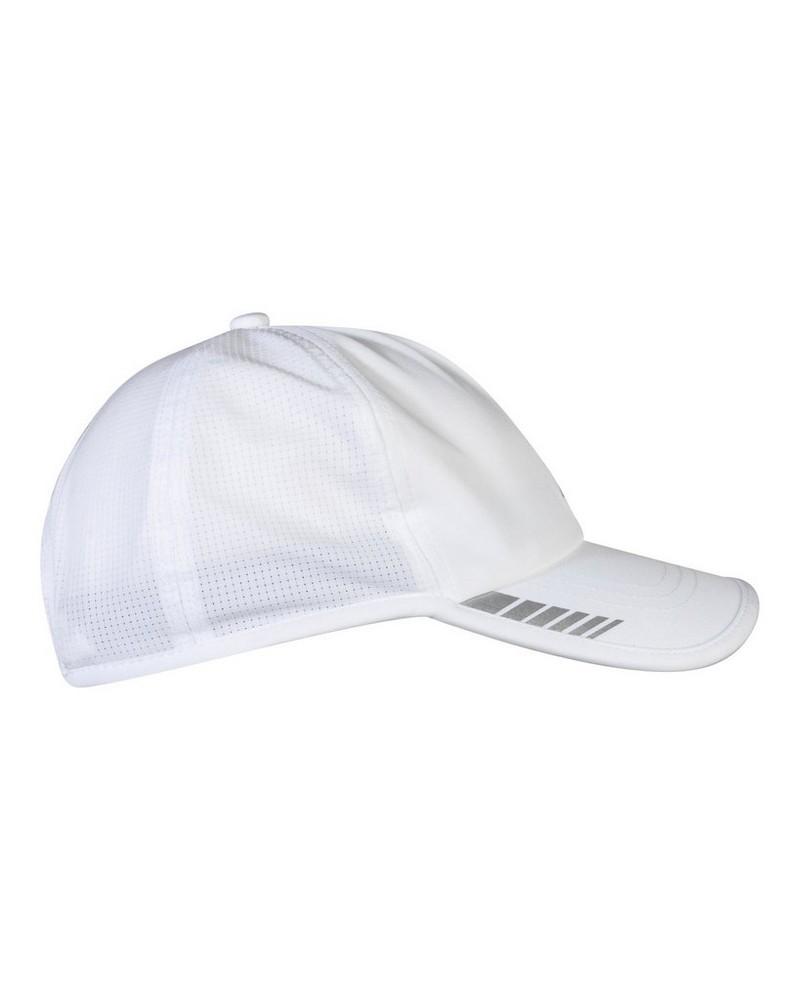 K-Way Stride Running Cap -  white