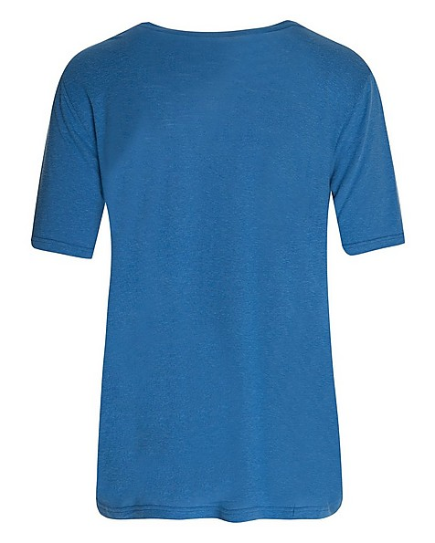 Rare Earth Women's Rose T-Shirt -  blue
