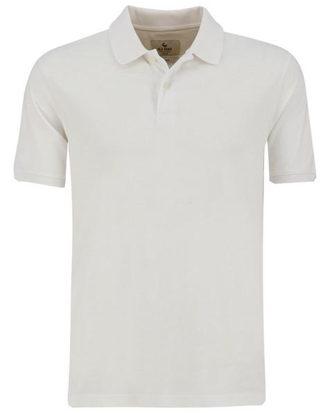 Old Khaki Men's Howard 3 Relaxed Fit Golfer -  white