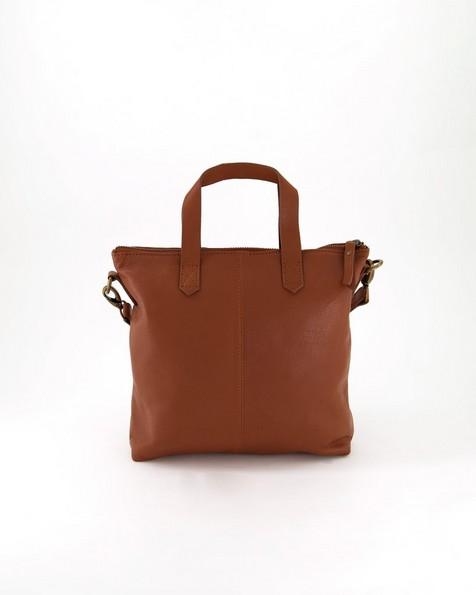 Old Khaki Women's Amarone Leather Shopper Bag -  tan-tan
