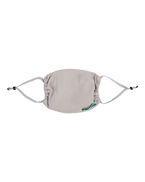 Cape Union Three-Piece Unisex Adjustable Face Masks Pack -  silvergrey