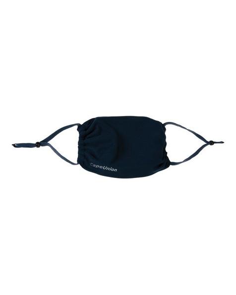 Cape Union Three-Piece Unisex Adjustable Face Masks Pack -  navy