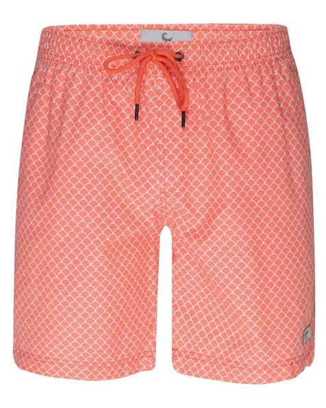 Old Khaki Men's Ricardo Swim Short -  watermelon