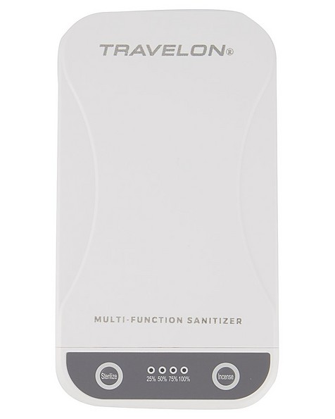 Travelon Portable UV Sanitizer Box -  white