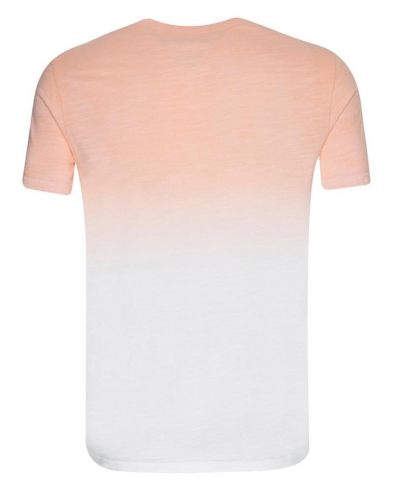 Old Khaki Men's Theo T-Shirt -  orange