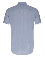 Old Khaki Men's Luigi Regular Fit Shirt -  blue