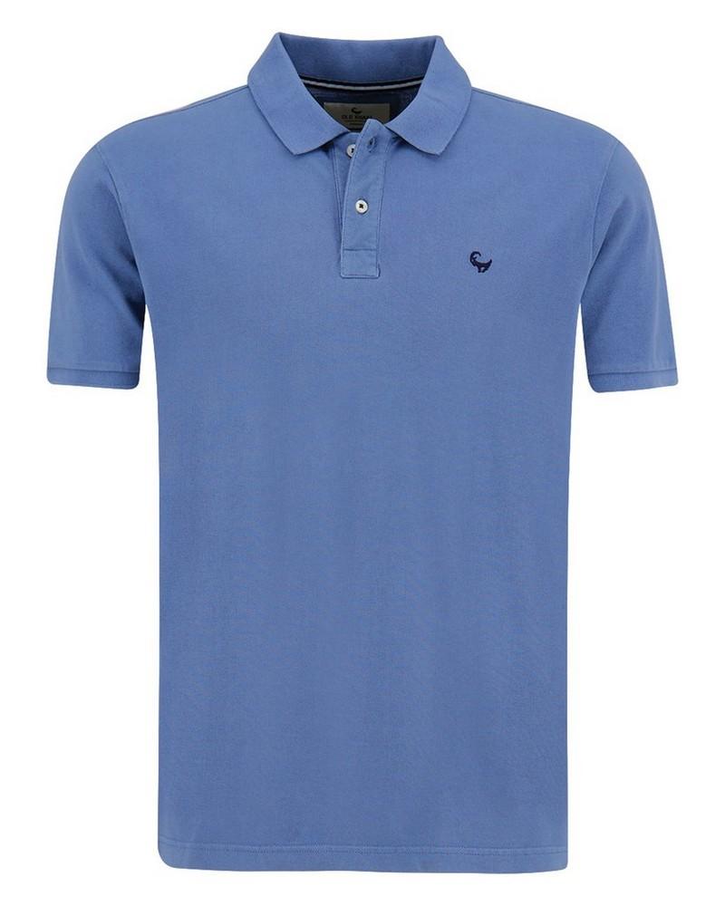 Old Khaki Men's Howard 3 Relaxed Fit Golfer -  blue