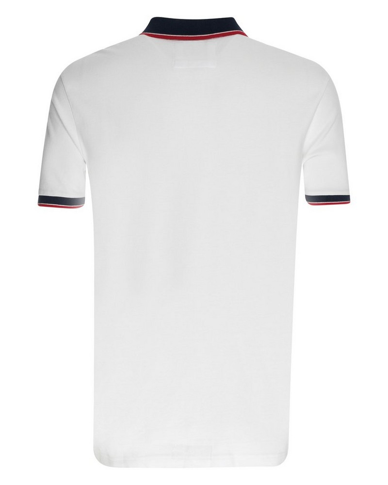 Old Khaki Men's Khaya Golfer -  white