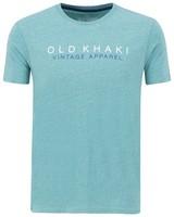 Old Khaki Men's Nathan Tee -  aqua