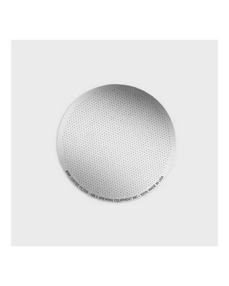 Able Stainless Steel Standard Filter Discs -  nocolour
