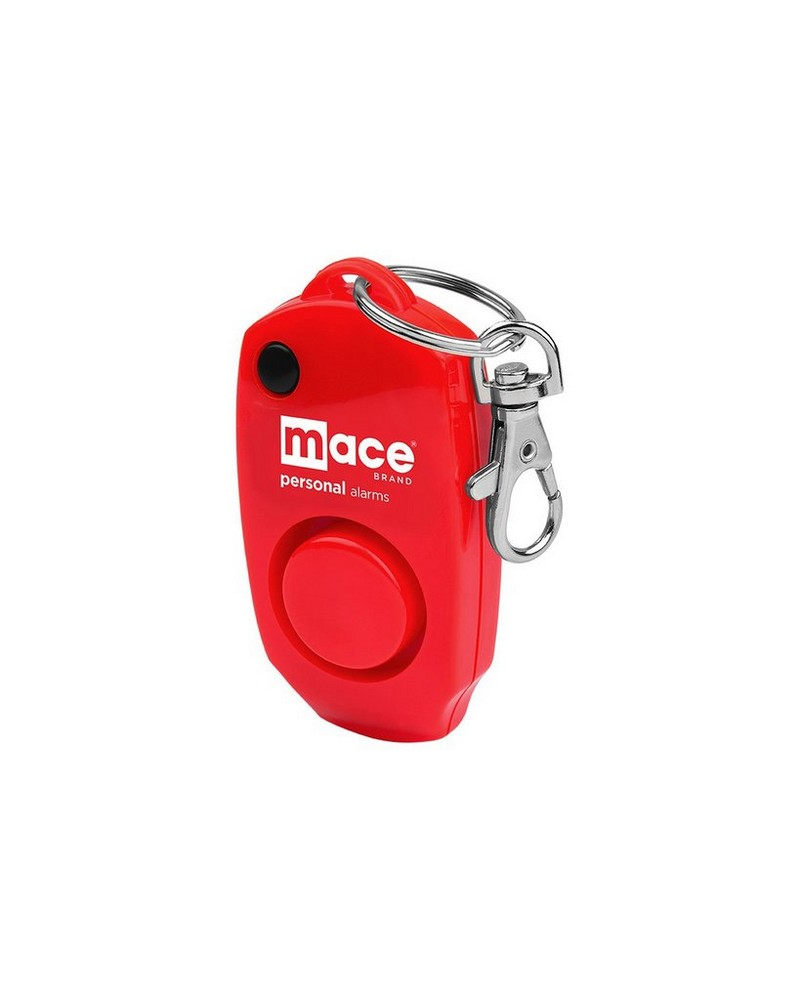 Mace Personal Alarm Keychain -  red