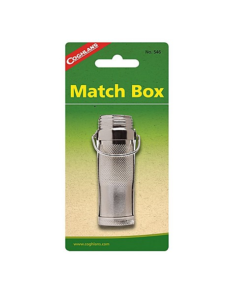 Coghlan's Nickel-Plated Match Box -  nocolour
