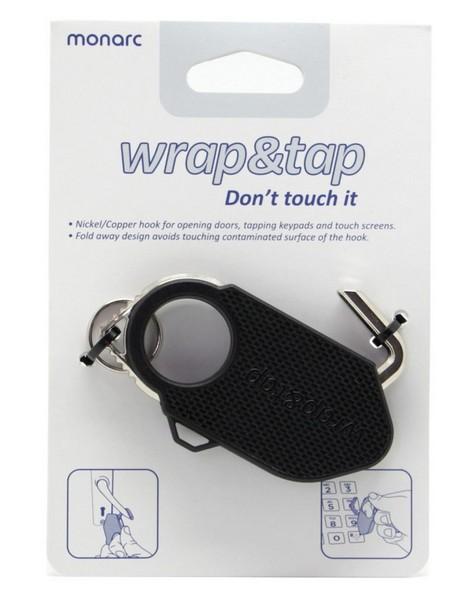 Monarc Wrap & Tap -  black