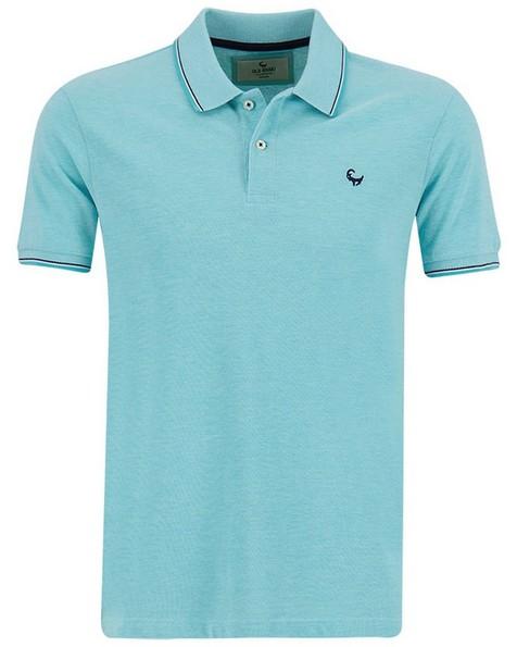 Old Khaki Men's Matty Standard Fit Golfer -  aqua