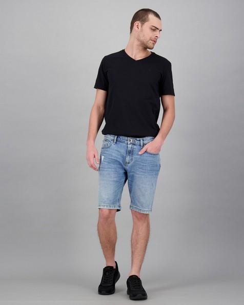 Old Khaki Men's Joris Denim Short -  lightblue