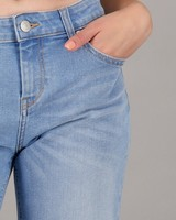 Old Khaki Women's Trudy Denim Shorts -  midblue