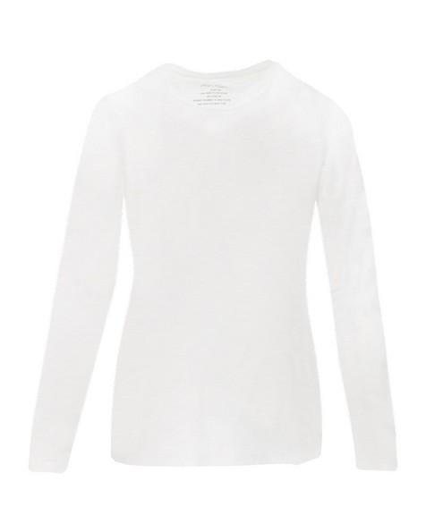 Old Khaki Women's Emma Women's Long Sleeve T-Shirt -  white