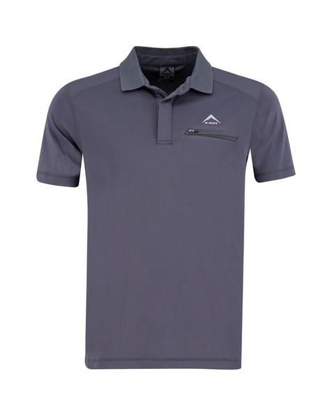 K-Way Men's Adin Golfer -  graphite