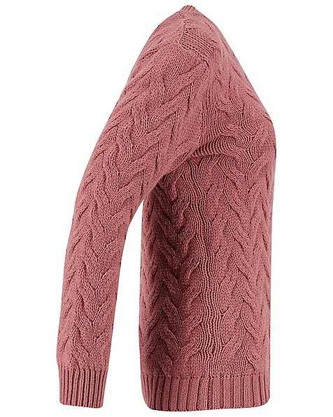 Old Khaki Women's Kristen Cable Knitwear Pullover -  pink