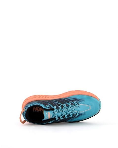 Hoka Women's Speedgoat 4 Shoe -  blue