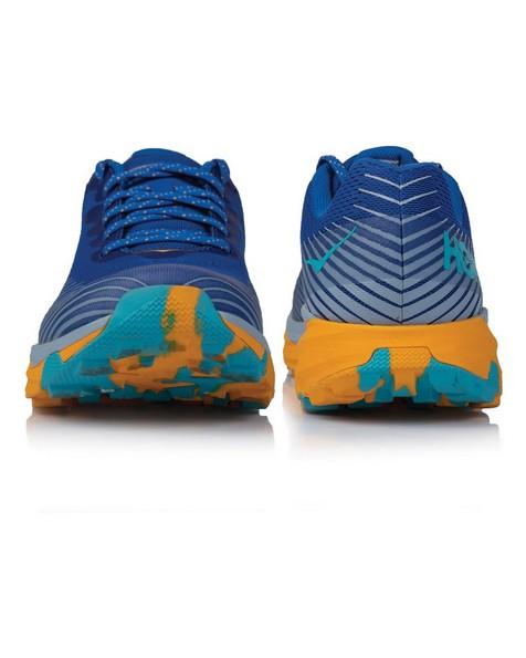 Hoka Torrent 2 Shoe Mens -  royal-orange